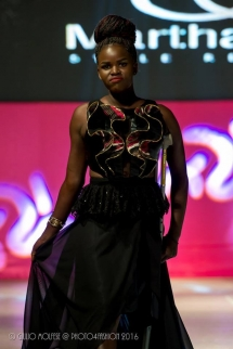 Malengo Foundation Ubuntu Fashionista Hot Pink Cat Walk
