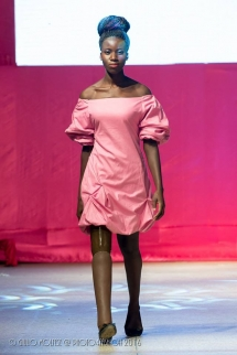 Malengo Foundation Ubuntu Fashionista Hot Pink Cat Walk_001