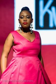 Malengo Foundation Ubuntu Fashionista Hot Pink Cat Walk_005