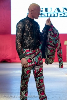 Malengo Foundation Ubuntu Fashionista Hot Pink Cat Walk_012