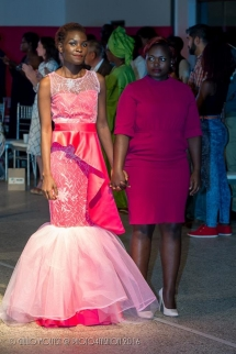 Malengo Foundation Ubuntu Fashionista Hot Pink Cat Walk_014