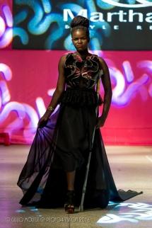 Malengo Foundation Ubuntu Fashionista Hot Pink Cat Walk_018