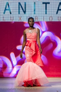 Malengo Foundation Ubuntu Fashionista Hot Pink Cat Walk_024