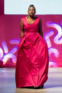 Malengo Foundation Ubuntu Fashionista Hot Pink Cat Walk_027