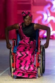 Malengo Foundation Ubuntu Fashionista Hot Pink Cat Walk_035