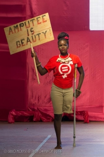 Malengo Foundation Ubuntu Fashionista Protest Runway_002