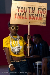 Malengo Foundation Ubuntu Fashionista Protest Runway_003