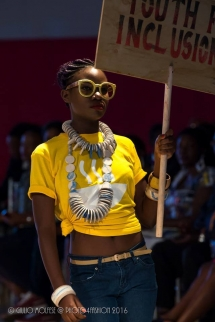 Malengo Foundation Ubuntu Fashionista Protest Runway_004