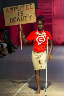 Malengo Foundation Ubuntu Fashionista Protest Runway_012